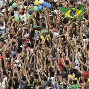 A Rio le gros lot !