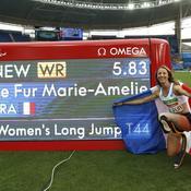 JO paralympiques: Le Fur offre une 2e médaille d'or à la France