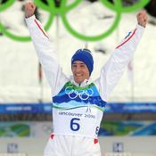 Vincent Jay est devenu champion olympique de biathlon sur le sprint 10 km