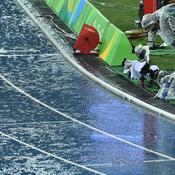 Des trombes d'eau sur Rio