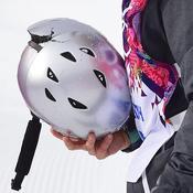 Le casque de Sarka Pancochova