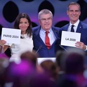 JO 2024: revivez l'historique attribution des Jeux à Paris