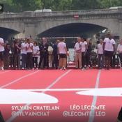 JO Paris 2024 : Revivez la course sur la Seine