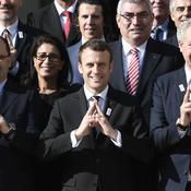 Macron ira à Lausanne et Lima pour défendre Paris 2024