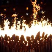 Où est passée la flamme olympique?