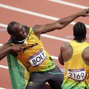 Usain Bolt-Yohan Blake