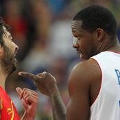 JO 2012 France-Espagne Basket