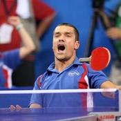 Un tennis de table royal