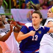 Battues en finale par la Russie, les handballeuses françaises récoltent l'argent