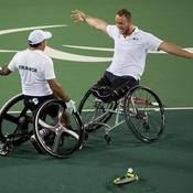 Jeux paralympiques: Deux nouvelles médailles d'or pour la France