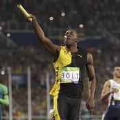 Usain Bolt, le seigneur des anneaux