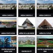 Les sites olympiques de Rio 2016