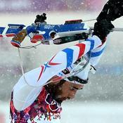 Martin Fourcade JO 2014 Sotchi Jeux olympiques