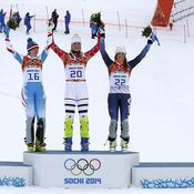 Maria Höfl-Riesch JO 2014 Sotchi Jeux olympiques