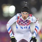 Martin Fourcade, JO 2014, Sotchi, Jeux olympiques