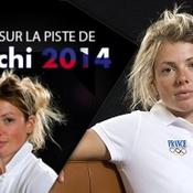 Marie, le ski, Sotchi, c'est pas fini !