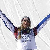 Chloé Trespeuch JO 2014 Sotchi Jeux olympiques
