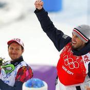 Pierre Vaultier JO 2014 Jeux olympiques Sotchi