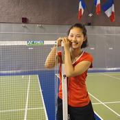 Badminton : Qi Xuefei, le bonheur à la française