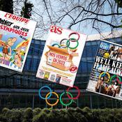 «Games Over», «Nous serons là», «Rendez-vous en 2021» : la presse européenne salue le report des JO