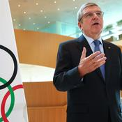 Le président du CIO confiant pour organiser les Jeux de Tokyo même sans vaccin