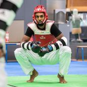 Taekwondo : Dylan Chellamootoo, la fierté de sa famille avant tout