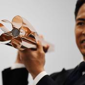 Tokyo 2020 : la torche olympique aura une forme de «sakura»