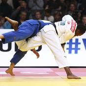Judo : Clarisse Agbegnenou, la reine de Bercy