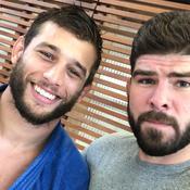 Judo : Cyrille Maret et Alexandre Iddir, deux amis lancés dans «une belle guerre» pour Tokyo