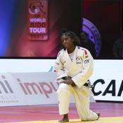 Mots croisés, régime, Facetime… Comment la judokate Marie-Eve Gahié gère le confinement