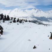 Le Dévoluy : deux stations de ski complémentaires ouvertes à tous