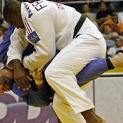 Judo : Teddy Riner, médaille d'Or 5129