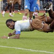 Côte d'Ivoire-Paraguay Didier Drogba