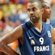 Euro de Basket : France-Russie, Tony Parker