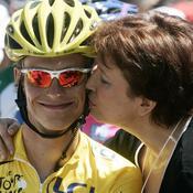 Etape 8: Bachelot embrasse Gerdemann
