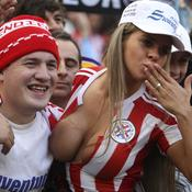 Paraguay, Patty Orue