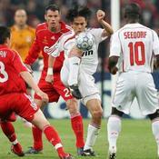 Action Milan Liverpool