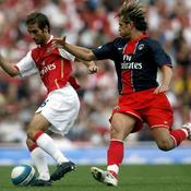 Arsenal-PSG : Flamini - Jérome Rothen