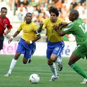 Brésil-Algérie: Kaka-Zarabi Abderaouf