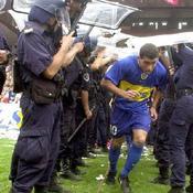 Carlos Tevez à Boca Juniors