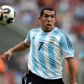 Carlos Tevez - Coupe des Confédérations