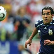 Carlos Tevez : Coupe du Monde