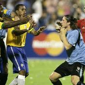 Copa America : Rodriguez-Uruguay
