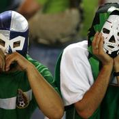 Copa America : Supporters mexicains