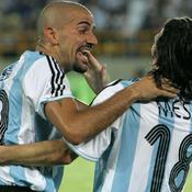 Copa America : Veron et Messi