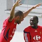 Equipe de France: Henry-Makelele