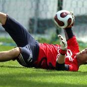 Equipe de France: Mickael Landreau