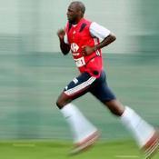 équipe de France : Patrick Vieira