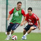 Equipe de France: Ribéry et Nasri