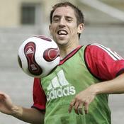 Equipe de France: Ribéry